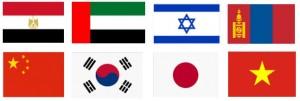 Fordítás közel- és távol-keleti nyelveken